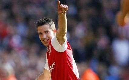 Arsenal-OM : van Persie et Lucho sur le banc !