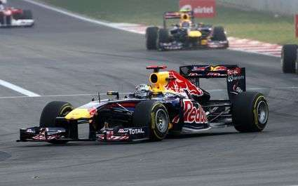 Résultat Grand Prix d'Inde : Vettel, encore...