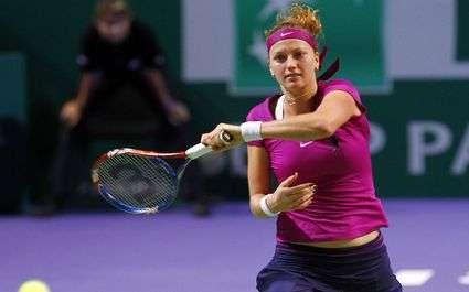 Résultat Masters : Kvitova titrée
