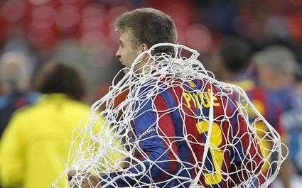 Barça : la grosse panique de Piqué