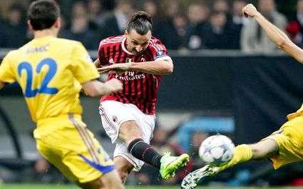 Résultats Ligue des champions : Le Milan AC accroché