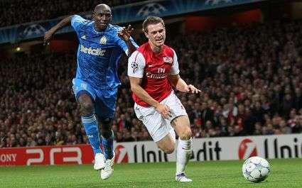 Résultat Ligue des champions : L'OM décroche le nul à Arsenal
