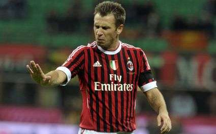 Milan : Cassano va être opéré du coeur !