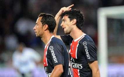 Bordeaux brise le premier objectif du PSG
