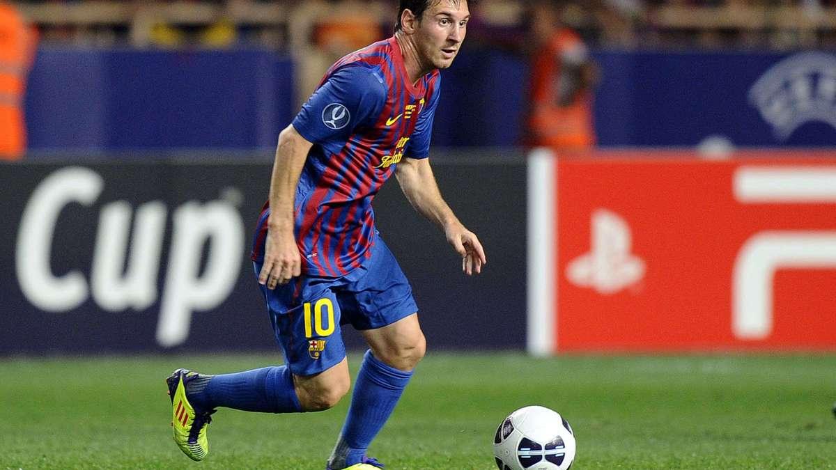 Barça : Messi a un souffre-douleur préféré