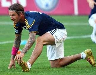 Beckham : « Je ne suis pas fini »