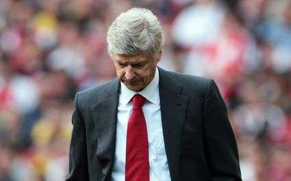 Arsenal : l'excuse pathétique de Wenger