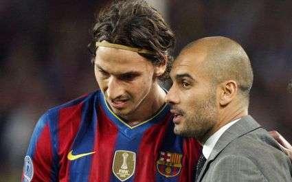Barça : Ibrahimovic a menacé physiquement Guardiola