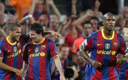 Barça : Abidal et Messi manquent de complicité