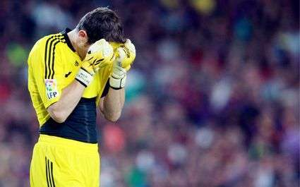 Real : Le message maladroit de Casillas à Cassano