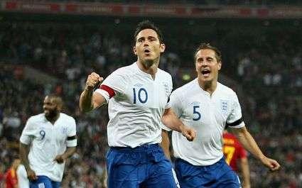 Qualif. 2014 : Lampard et Fallaini absents