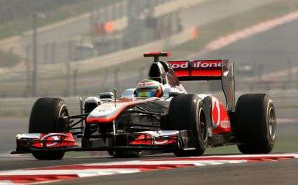 McLaren : la condition de prolongation de Hamilton