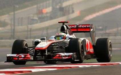 McLaren : Hamilton dérape encore