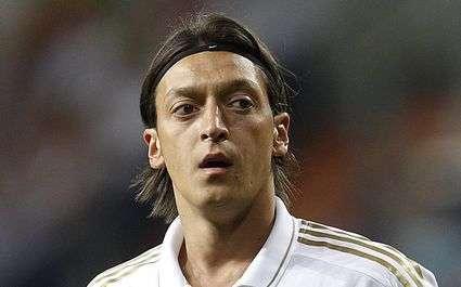 Özil ne s'est pas entrainé !