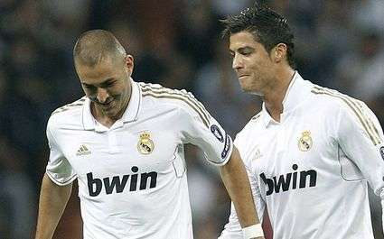 Benzema Ronaldo