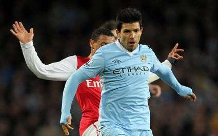 Manchester City : Agüero absent 6 mois