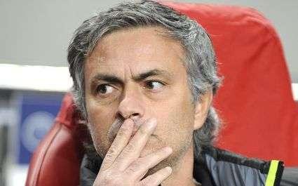 Real : Mourinho mis à l'amende par sa femme !