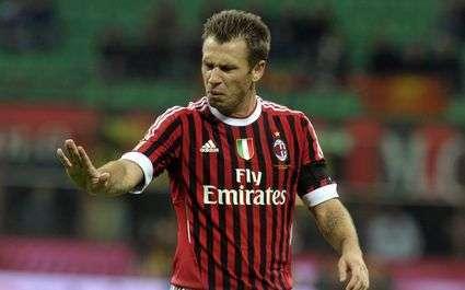 Milan : Galliani confirme pour Cassano