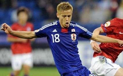 CSKA : Honda recale la Lazio