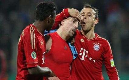 Bayern Munich : en stage en Italie