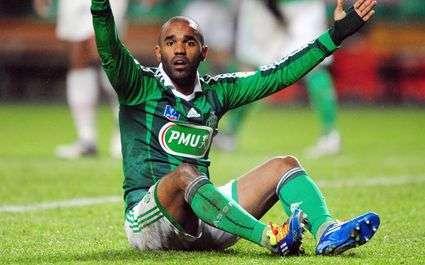 Transferts : Pas d'attaquant pour Saint-Etienne ?