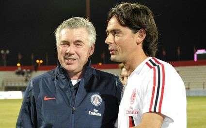 Ancelotti-Inzaghi
