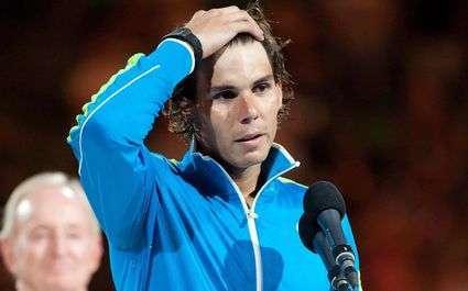 JO 2012 : Nadal forfait !