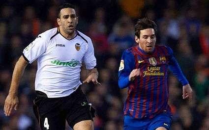 Adil Rami Lionel Messi
