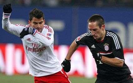 Bayern : le gros couac Ribéry