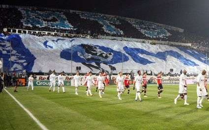 Les supporters du PSG interdits de Vélodrome jusqu'en 2014 ?