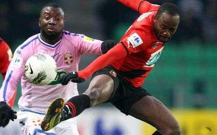 Résultat Coupe de France : Rennes sort Evian