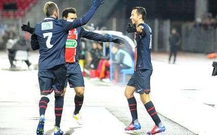Résultat Coupe de France : le PSG se qualifie à Dijon