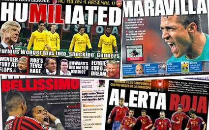 Arsenal : Wenger se sent humilié