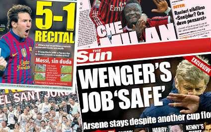 Arsenal : Wenger assuré de garder son poste