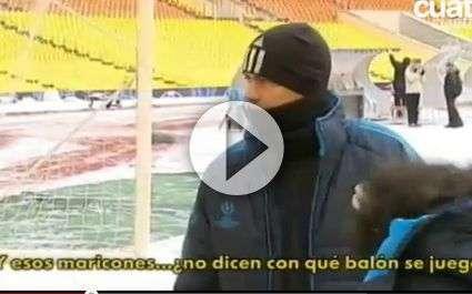 Real : Mourinho traite les officiels de l'UEFA de « pédés » !
