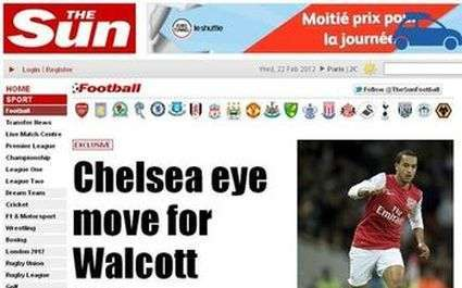 Arsenal : le micmac Walcott