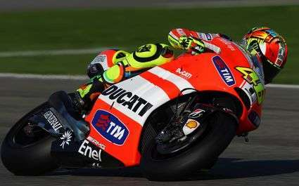 Moto GP : Stoner balance sur Rossi
