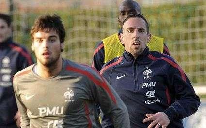 Gourcuff Ribery