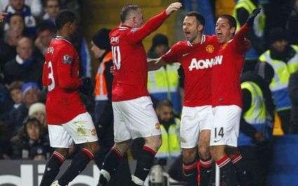 Résultats Premier League : Giggs sauve Manchester