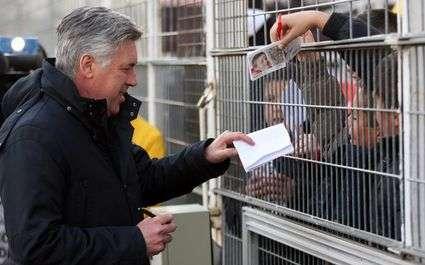 PSG : Le message d'Ancelotti à ses joueurs