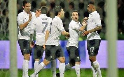 Equipe de France : Les 23 pour l'Euro !