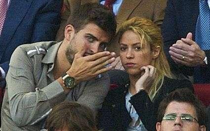 Shakira-Piqué : la photo de leur moment coquin !