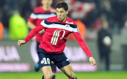 Pour les Belges, Hazard joue toujours à Lille