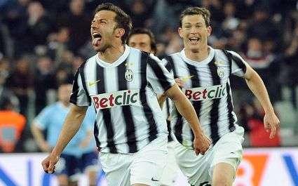 Del Piero marque, mais s'incline