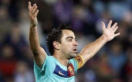 Barça - Xavi : « La pression est sur le Real »