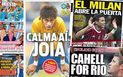 Neymar déçoit... encore avec le Brésil
