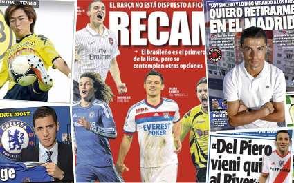 Lovren dans les petits papiers du Barça