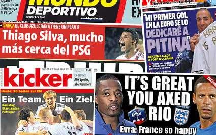 La presse espagnole envoie Thiago Silva au PSG
