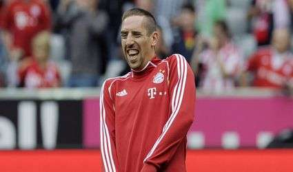 Bayern : Ribéry, une locomotive rassurante pour Deschamps