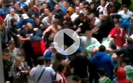 Hooligans russes